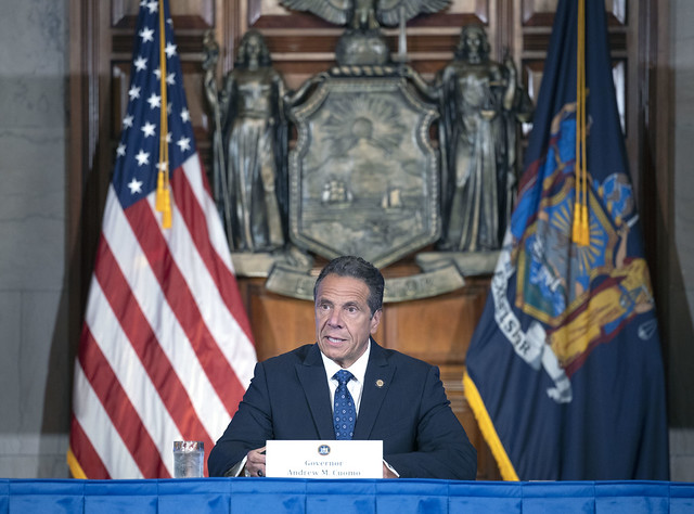 Governor Cuomo Holds Briefing on COVID-19 Response - 6/4