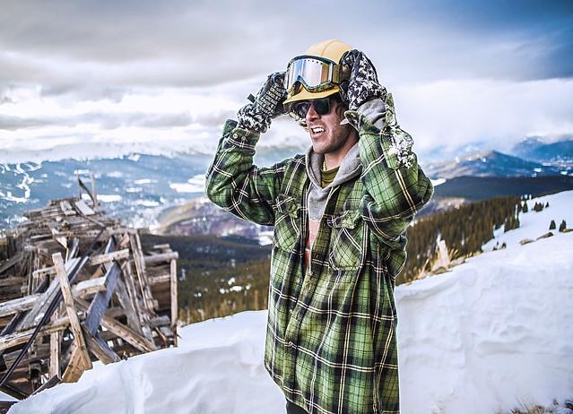 Snowboader Lifestyle