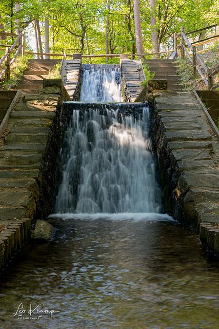 Vrijenbergspreng Kleine waterval