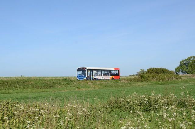 Stagecoach YX63 ZTD, Hillesley