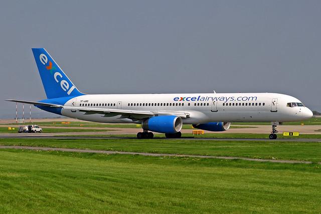 Excel Airways Boeing 757-225 TF-ARD MAN 01-05-04