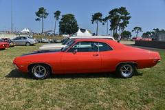 1971 Ford Torino 500 2dr hardtop 351