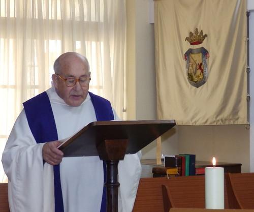 Emiliano Ozaeta benedictino