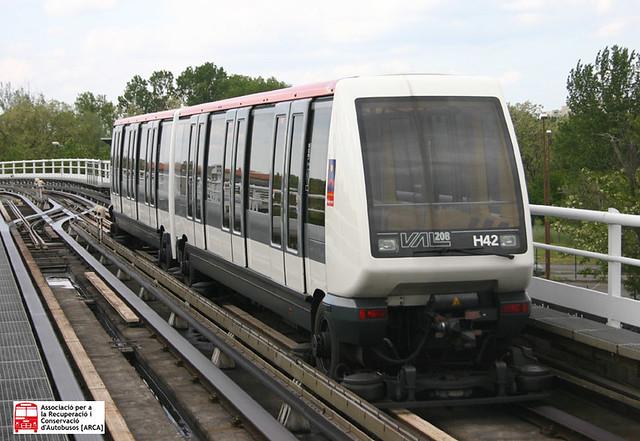 VAL 208 Siemens