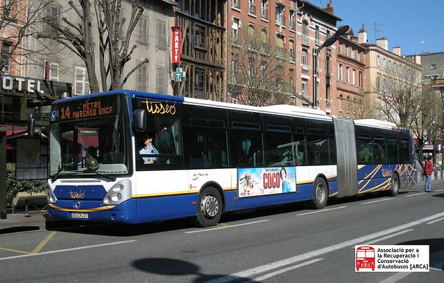 Irisbus Citelis 18 (2008)