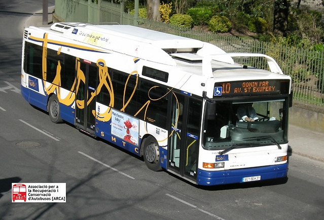 Heuliez GX317 GNV (2005)