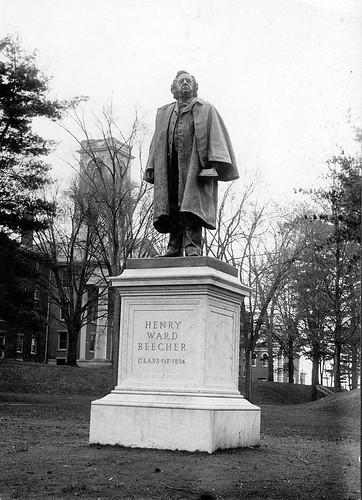 Henry Ward Beecher Statue, 1915