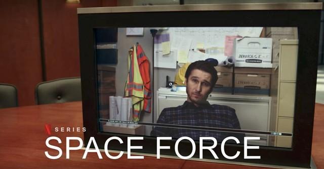 Space Force Landon Ashworth Netflix