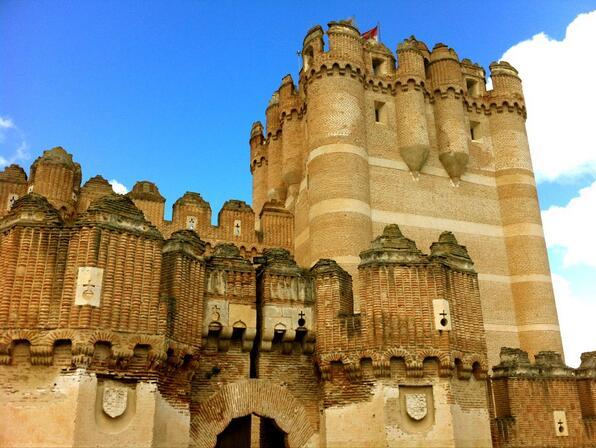 Castillo de Coca (Segovia)