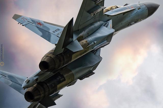 Су-35 / Su-35 / سوخوي سو ٣٥
