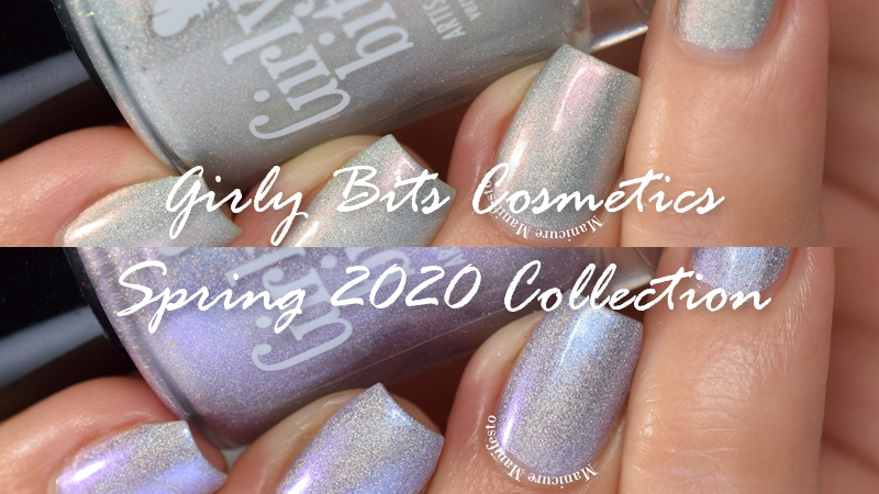 Girly Bits Cosmetics Spring 2020
