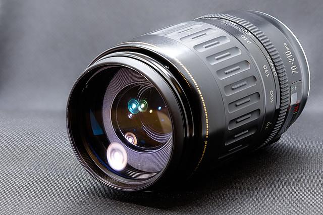Canon EF 70-210mm USM