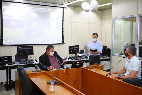 1ª Reunião - Comissão Especial para apreciar Proposta de Emenda à Lei Orgânica