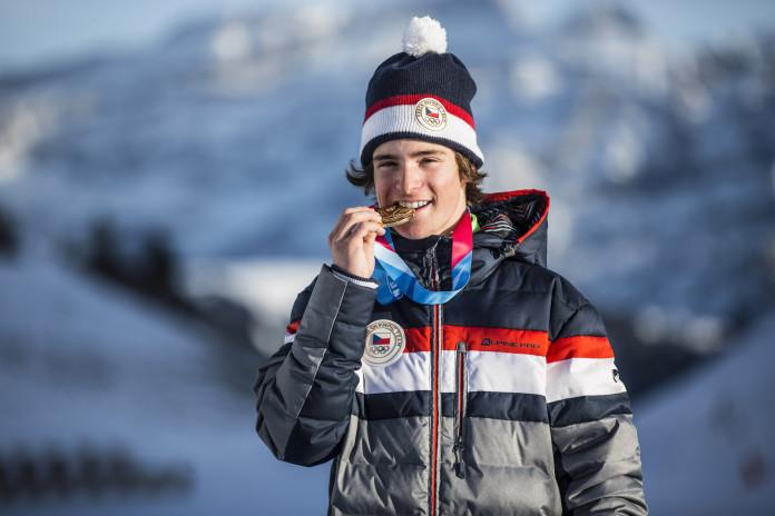 Matěj Švancer je v top 5 nejlepších mladých sportovců Evropy