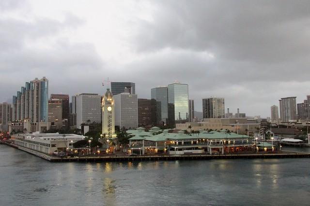 Honolulu - Aloha Tower Lighthouse