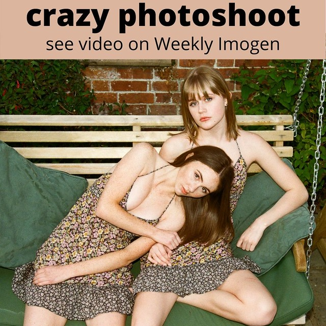 crazy photoshoot