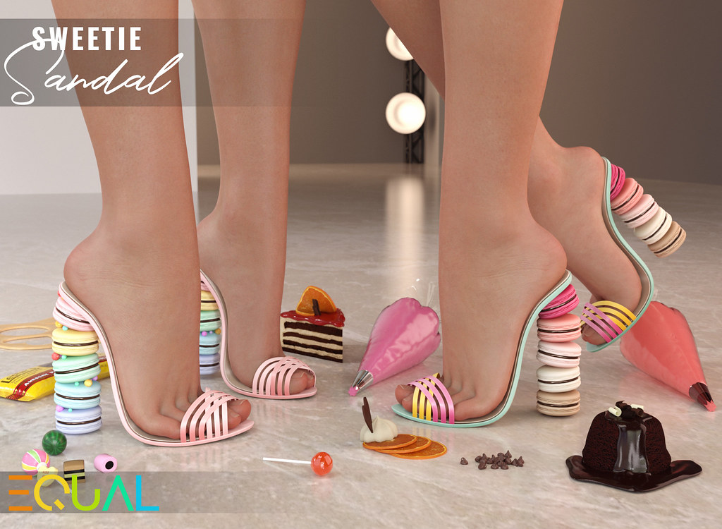 EQUAL – Sweetie Sandals