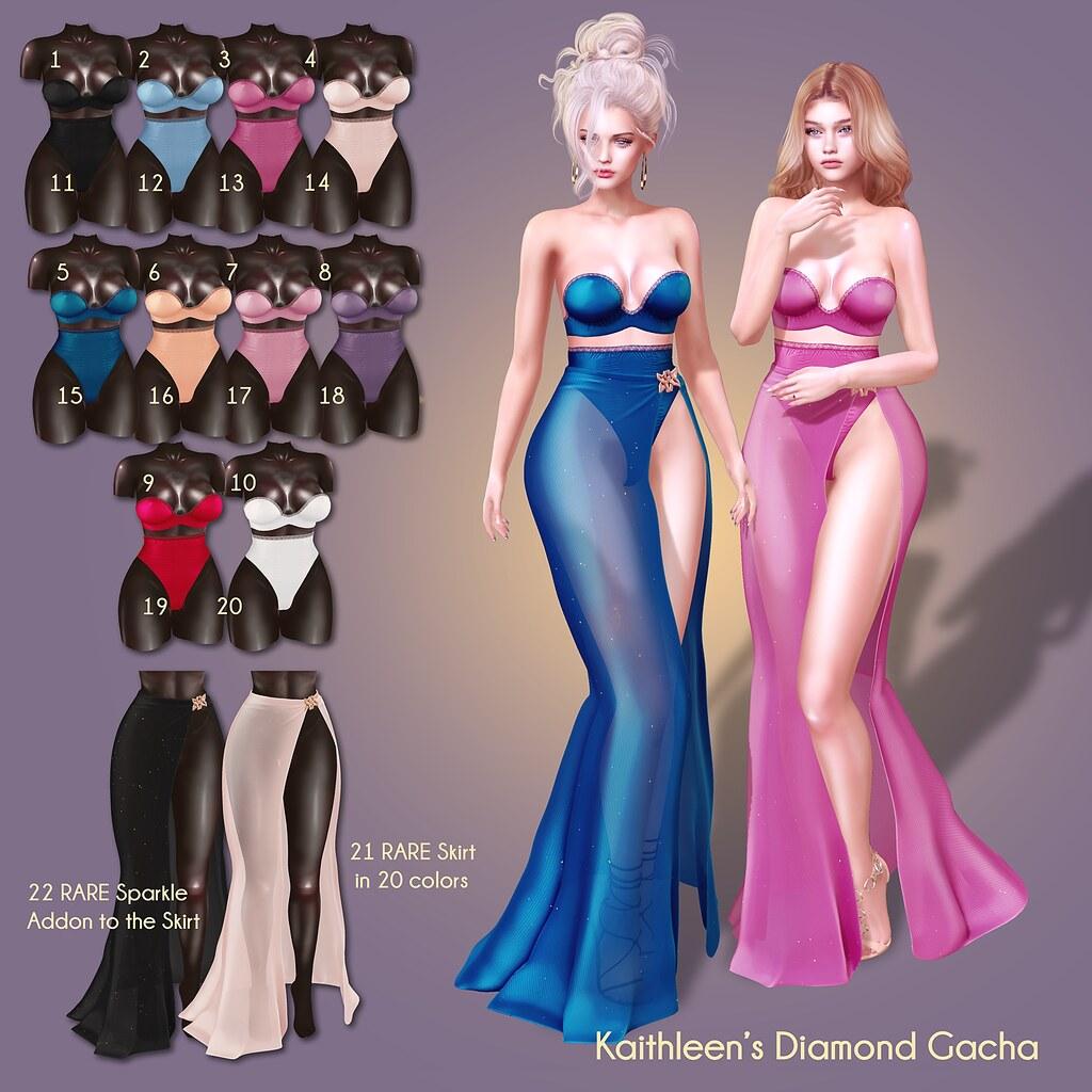 Kaithleen's Diamond Gacha Key web
