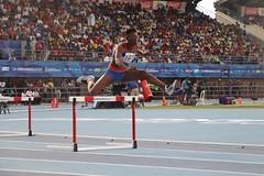 Sharolyn Scott 400 metros vallas Barranquilla 009