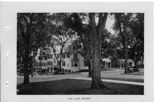 Lord Jeffery Inn 1926