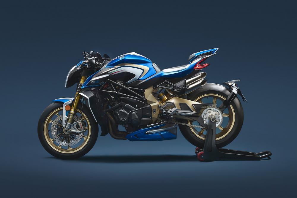 MV Agusta Brutale 1000 RR Super Exclusive Side
