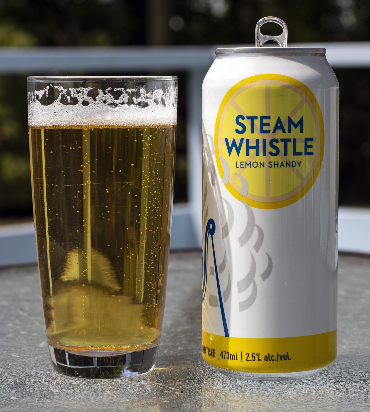 Steam Whistle Lemon Shandy