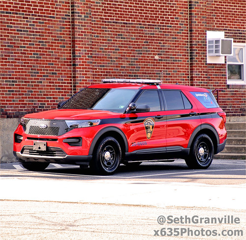 Hagerstown Fire Department (Chief of Department) Photo