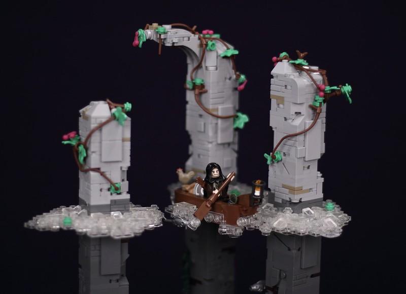 Into the Ruins (bonus shot)