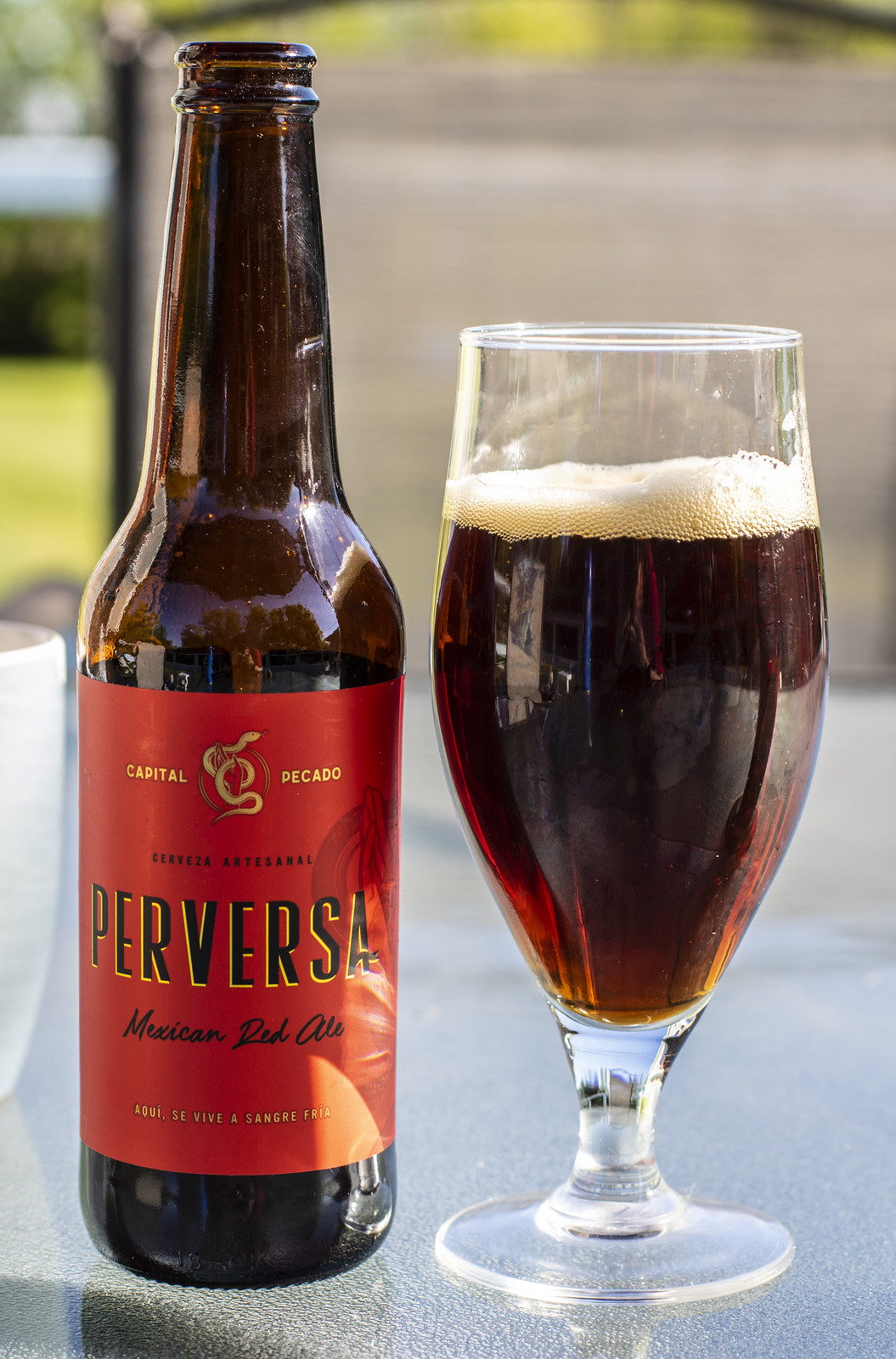 Perversa Mexican Red Ale