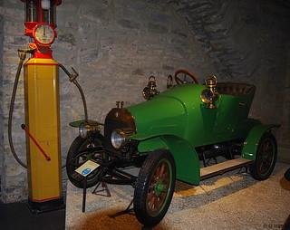 1914 NSU Typ 5/15 PS