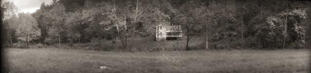 Sulphur Springs Farm panorama