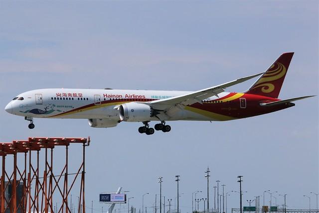 Hainan Airlines B-1347