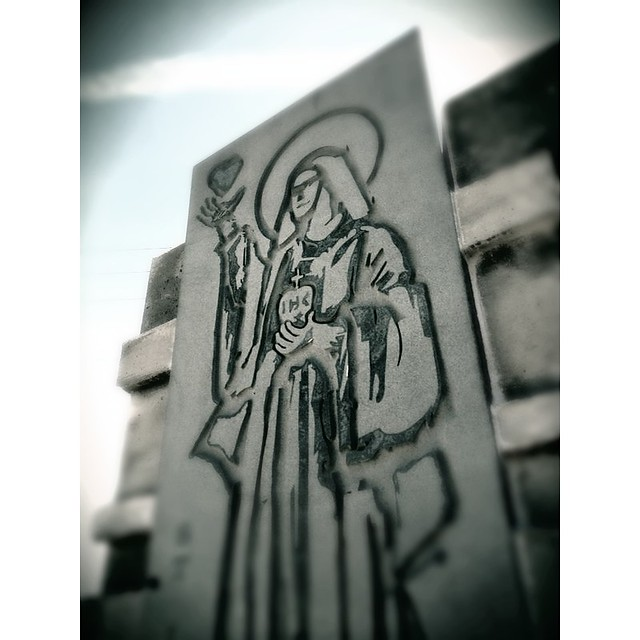 St. Lutgarde