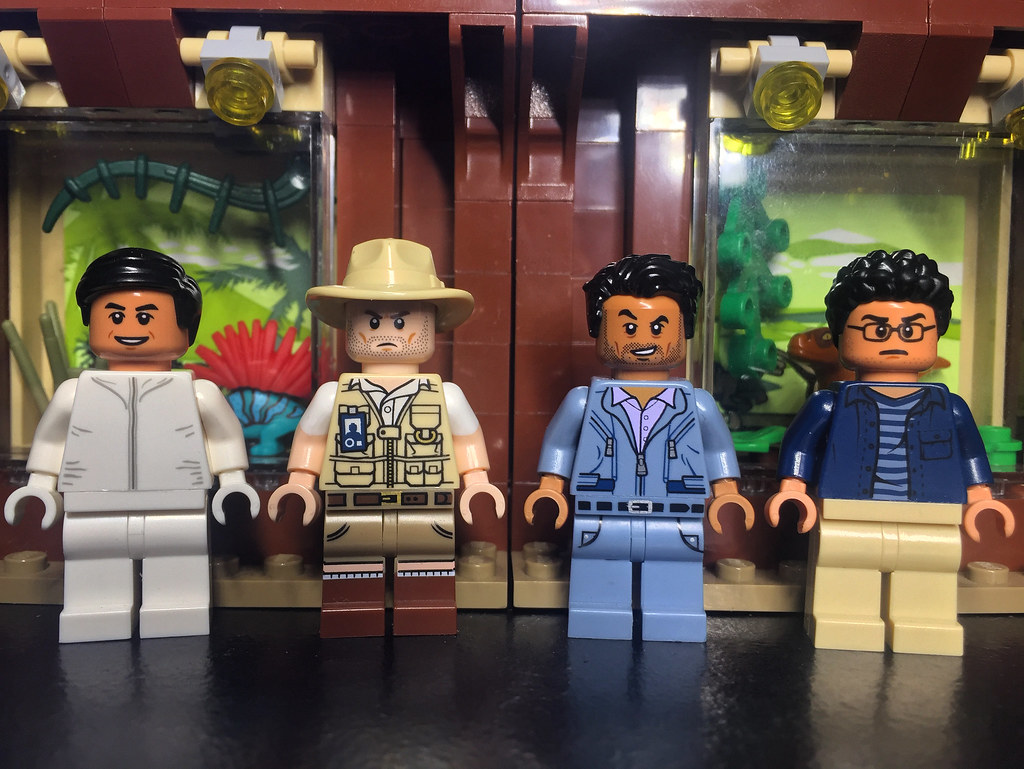 Jurassic Figures 4