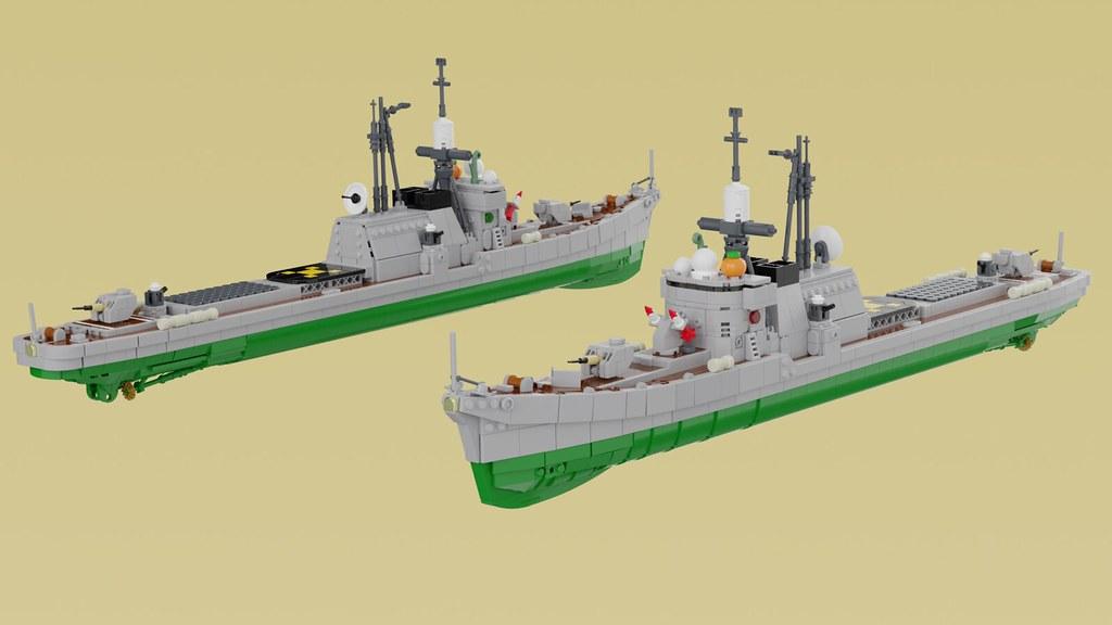 Wenceslaus-class frigate
