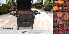 [Kres] Barbeque Set