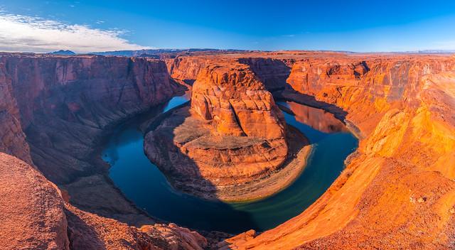 Horseshoe Bend Fuji GFX100 Fine Art Landscape Nature Page Arizona Desert Photography! Elliot McGucken Fine Art Medium Format Photography! Arizona High Resolution Fuji GFX 100 & Fujifilm FUJINON GF 23mm F/4 R LM WR Lens GFX Medium Format System!