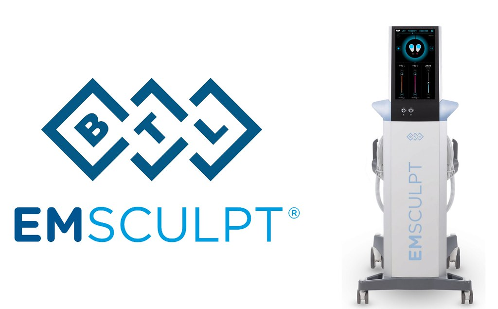 增肌減脂的好機器- Emsculpt讓你的身材更好,體態更棒,肌肉部分更緊實。