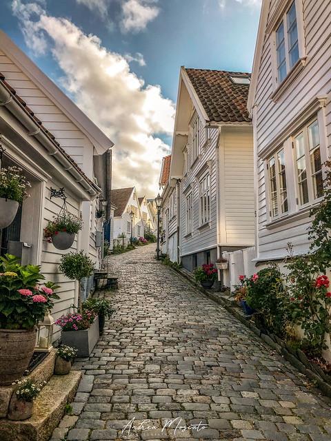 Straen - Gamle Stavanger (Norway)