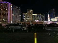 Polo Tower, Veer Tower, and the Aria Casino