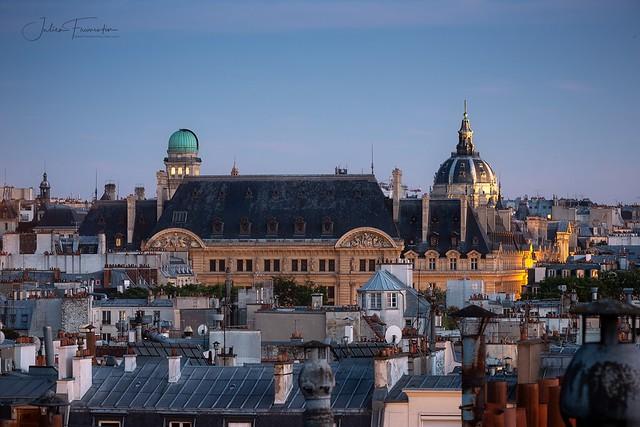 École Pratique des Hautes Études, Observatoire & Chapelle de la Sorbonne, Paris