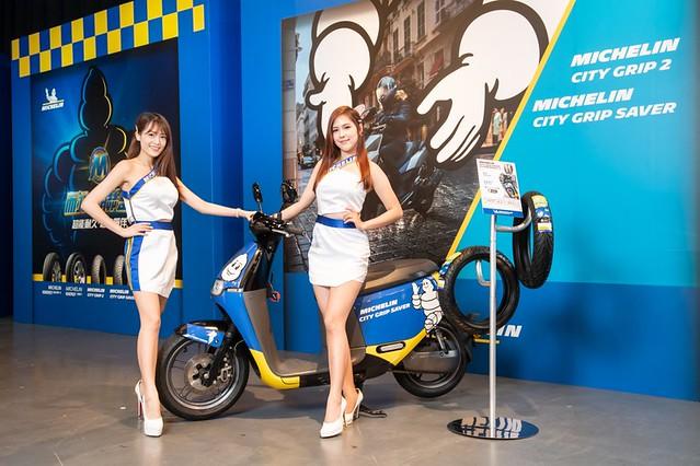 City Grip Saver 經米其林法國 LADOUX 研發中心與台灣車輛研究測試中心 (ARTC) 實車測試,皆交出較他型號輪胎更優異的成績。