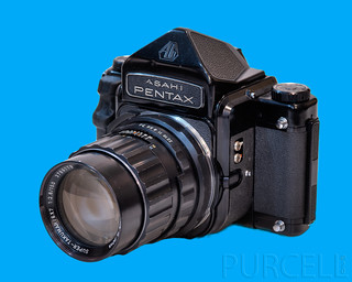 Pentax 6x7 The Workhorse | by Jim Purcell