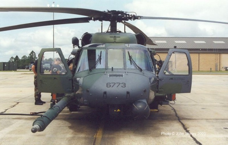 Sikorsky HH-60G 1