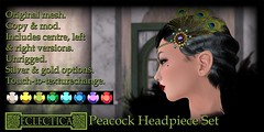 Eclectica-Peacock-Headpiece