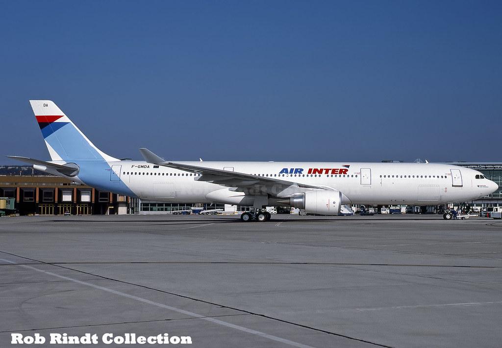 Air Inter A330-301 F-GMDA