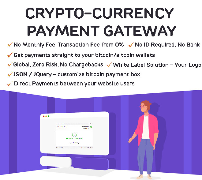 Multi-Coin Crypto-Payment Gateway - 2