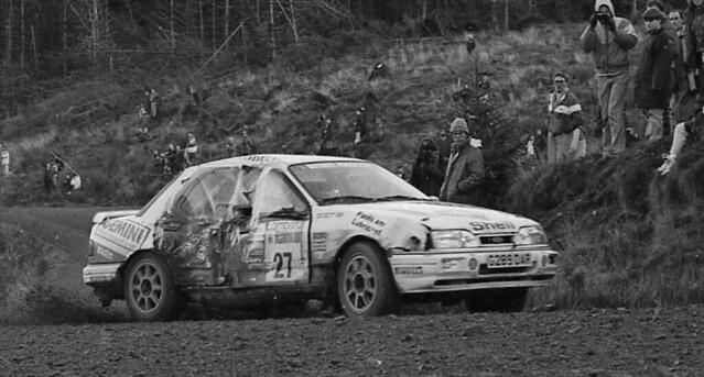 Ford Sierra RS Cosworth 4x4 - McRae