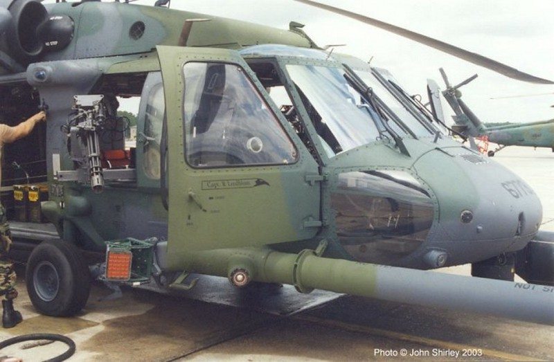 Sikorsky HH-60G 3