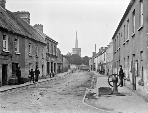 robertfrench williamlawrence lawrencecollection lawrencephotographicstudio glassnegative nationallibraryofireland athenry cogalway street ricman pump crossstreet galway connaught connacht titanic olympic whitestarline canadianpacific canadianfarm linerbooking motorcycle fisa pmahon enfieldmotorcycle patrickmahon emigrationagent lawrencephotographcollection